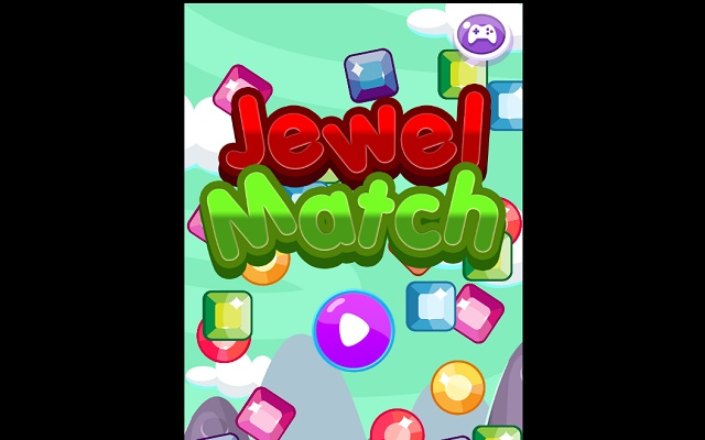 Jewel Match Game
