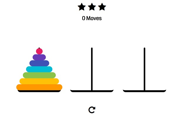 Towers Of Hanoi Game
